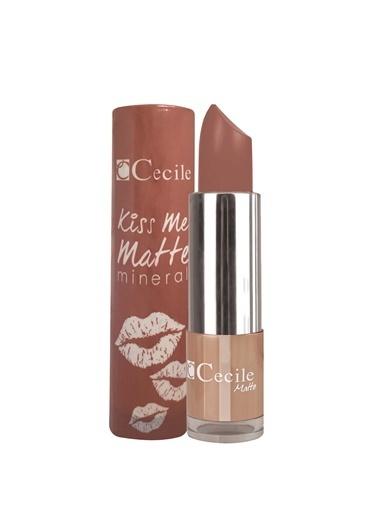 Cecile Kiss Me Matte Mineral   306 Kahve
